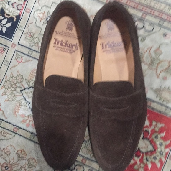 Tricker's Other - Trickers of England Loafers